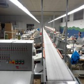 Anzani Machinery | Super Lator | Sewing Conveyors