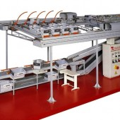 Anzani Machinery | Lator Computer scale model | Sewing Conveyors