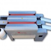 Anzani Machinery | Eco Jet 2 | Heat Setter for shoe ironing and stabilization