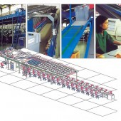 Anzani Machinery | Lator Computer | Sewing Conveyors